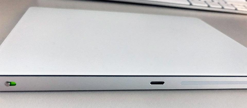 充電式になったMagic KeyboardとMagic Trackpad 2