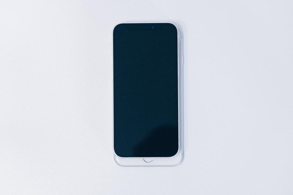 iPhone12 miniとiPhone8のサイズ感比較