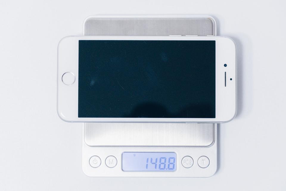 iPhone8の重量