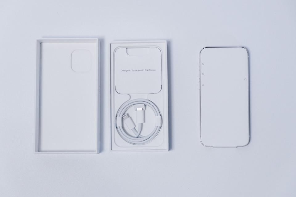 iPhone12 miniの付属品一覧