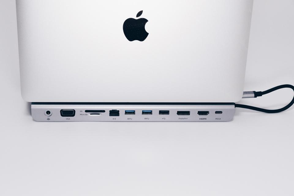 Belkin USB-C 11-in-1マルチポートドックで拡張性が大幅に向上