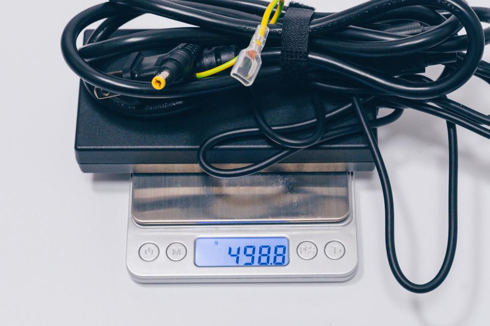 Belkin USB-Cデュアルディスプレイドッキングステーションの総重量