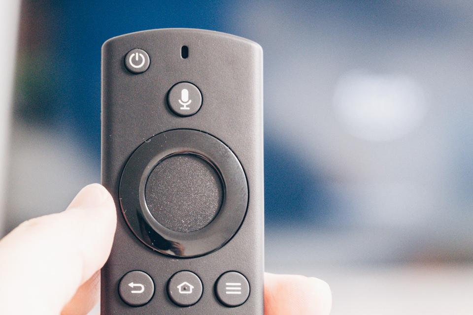 Fire TV Stick 4Kでリモコンを検出
