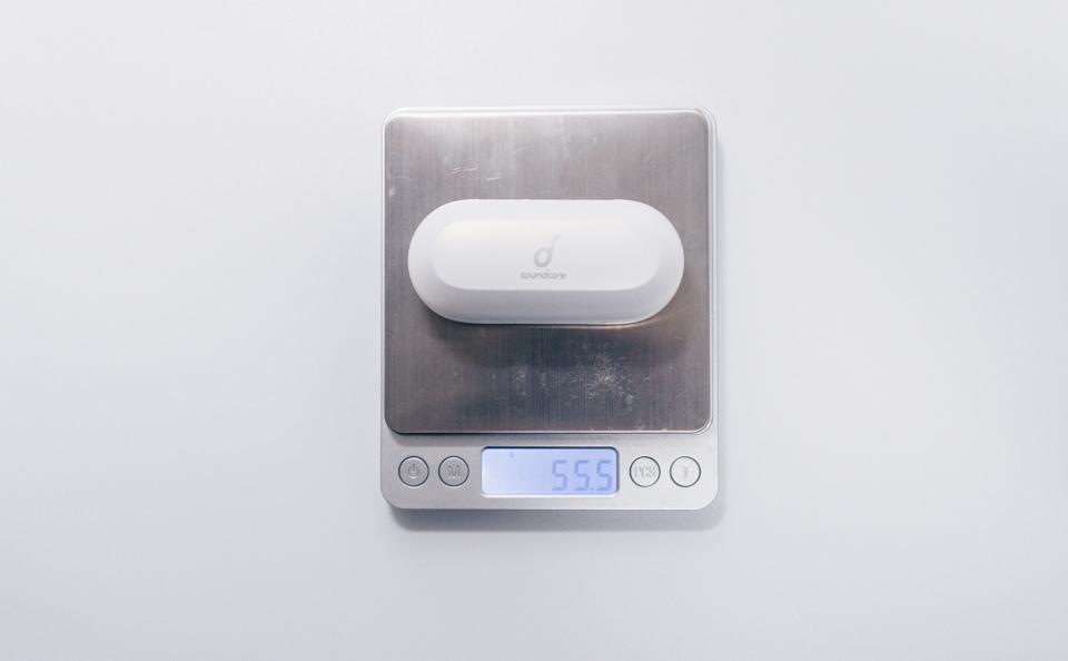 【第2世代】Anker Soundcore Liberty Neo充電ケースの重量