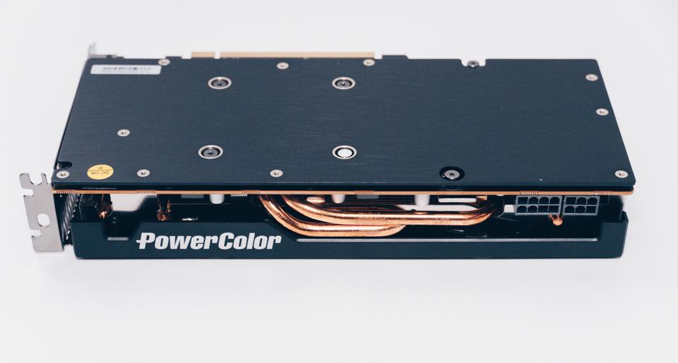玄人志向 RD-RX5700XT-E8GB/DFはPowerColorのOEM
