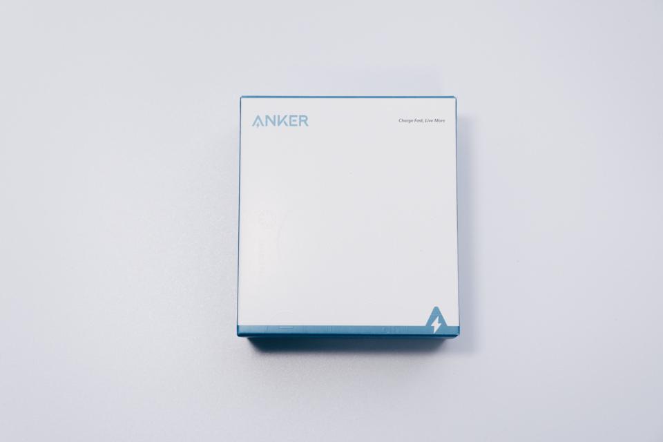 Anker PowerPort III Nano 20Wのパッケージ