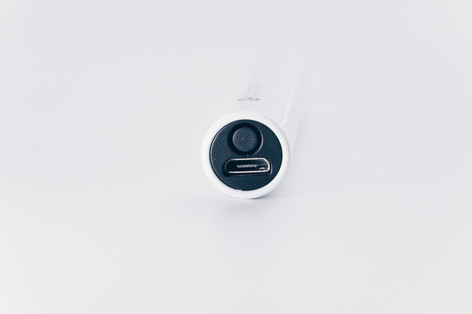 BeBird カメラ付耳かき C3底面